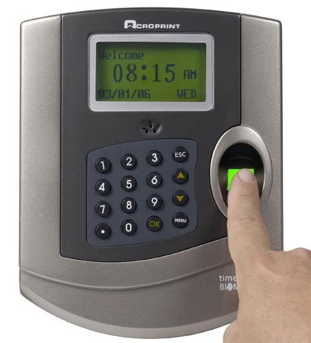Biometric Timeqplus System