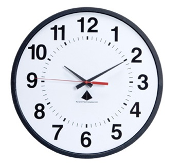 Pyramid Analog Systems Clock