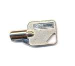 ​Time Clock Key for: Acroprint 175, ATT-310, ES900, ES1000, Lathem 5000EP, 6000E, 7000E Simplex Patriot, Simplex 300
