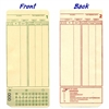 Acroprint A1181000099 - Numeric Time cards 000 - 099 (box of 1000)