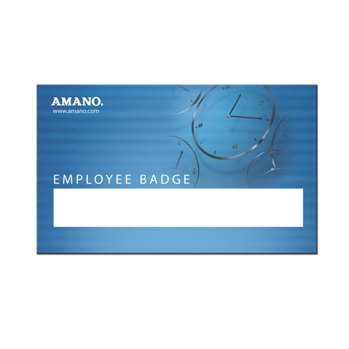 Mag Stripe And Barcode Badges