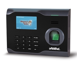 uAttend BN6000 Biometric Hosted Automated Attendance System