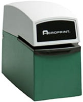 Acroprint ET Document Control Stamp