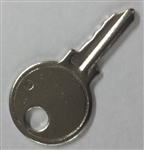 Single Key for Compumatic TR220 and TR20d time clocks