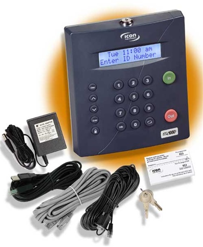 Universal time clock calculator