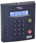 Icon SB-100 2.5 Universal Time Clock for 25 users