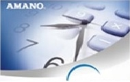 Amano TG (CD) for 2 Users and 100 Employees