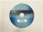 Amano TG employee time software ugrade Version 5