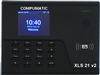 COMPUMATIC XLS 21 v2 PIN AND PROXIMITY TIME CLOCK SYSTEM