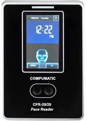 CFR20-20 Compumatic 25 employee face recognition attendance system