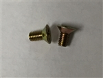 Mounting plate screw
