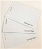 Proximity Badge Cards For XLS 21 Terminal (10 pack)